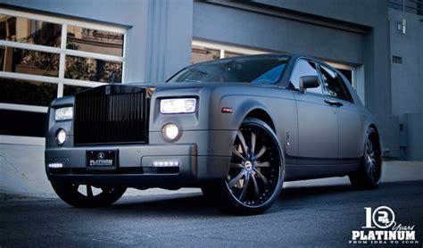 Platinum Motorsport Unveils Custom Rolls-royce Phantom For