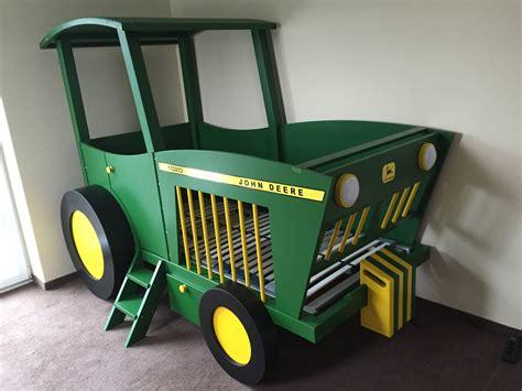 Kinderzimmer Traktor by Echt Cooles Traktorbett Treckerbett Traktorbett