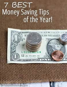 The 7 Best Money Saving Tips of the Year | The Humbled ...