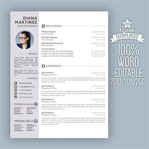 43 best images about resume overhaul on font