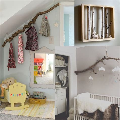 décorer chambre bébé des idées pour une chambre de bébé nature idées cadeaux