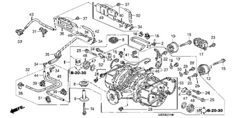 Acura Online Store Mdx Rear Differential Parts