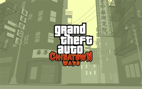 Grand Theft Auto Chinatown Wars 2017 Iphone Psp Iso