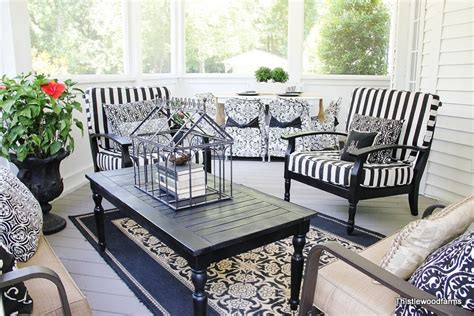 Screened In Front Porch Decorating Ideas by Decorating Front Porch For Small Porch