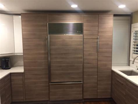 integrated paneled kitchen appliances ikea hackers