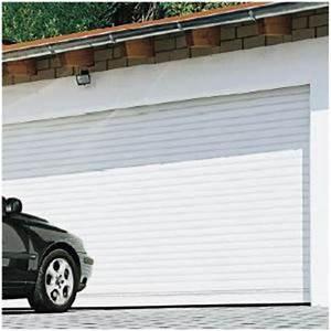 volet roulant electrique motorise et fermeture sur mesure With porte de garage enroulable de plus porte isolante thermique intérieure