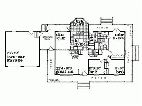 floor plans with wrap around porch 4 bedroom one house plans with wrap around porch