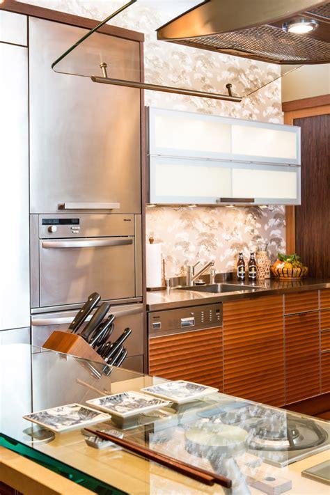 modern japanese styled loft apartment  york city wow