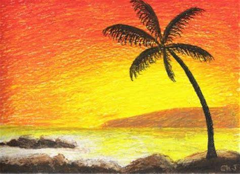 simple oil pastel art google search art oil