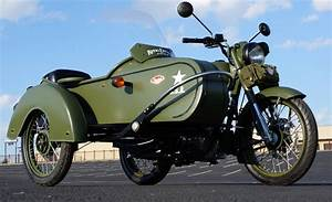 Sidecar Royal Enfield : royal enfield battle green sidecar looks battle ready ~ Medecine-chirurgie-esthetiques.com Avis de Voitures