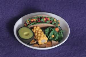 taco lunch doll food for American Girl dolls