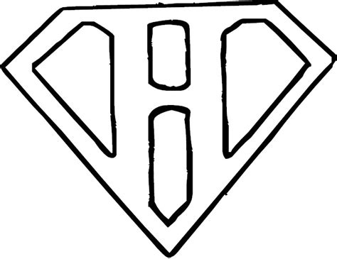 Chevron Letter H Coloring Page Coloring Pages