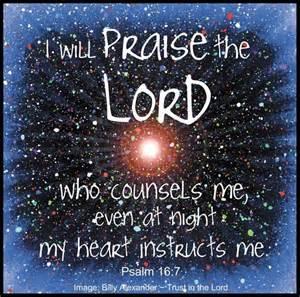 Scripture Verses Praising God