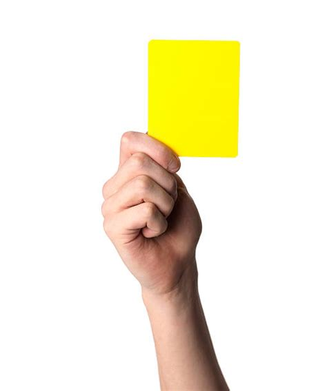 Download in under 30 seconds. Yellow Card Stock Photos, Pictures & Royalty-Free Images - iStock
