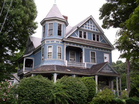 Often Loved A Wraparound Porch