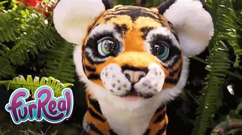 furreal friends tiger tyler playful roarin