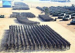 China flexes muscle with massive military parade   Daily ...