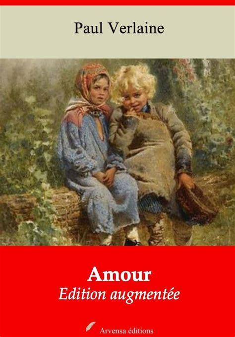 amour paul verlaine  epub  kindle