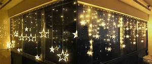 Lichtervorhang Innen Fenster : weihnachtliche beleuchtung f r ein gem tliches zuhause pretty little page ~ Orissabook.com Haus und Dekorationen