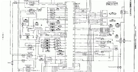 Eccs Wiring Diagram Nissan Srdet Engine All About
