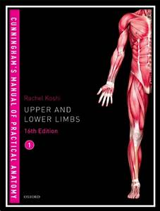 Cunningham U2019s Manual Of Practical Anatomy Pdf Volume 1 In