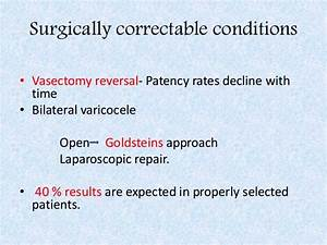 Practical Guide Lines For Evaluation Of Male Infertilty