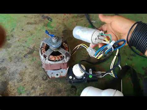 reparacion lavadora gira en un sentido parte 2 doovi