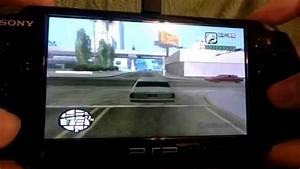 GTA San Andreas on PSP 3000 [Link in description] - YouTube
