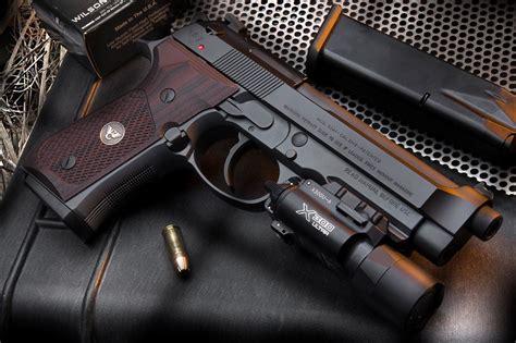 Introducing Wilson Combat Beretta 92/96 Custom Work and
