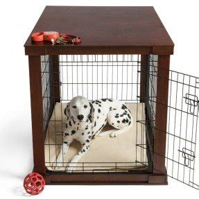 dog cage table foter