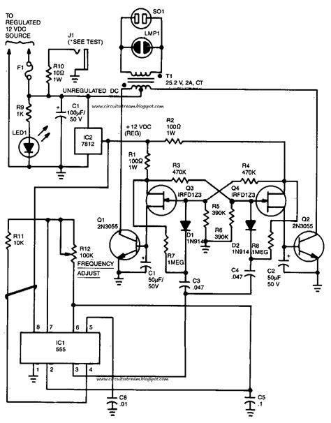 power inverter schematic diagram 28 images how to