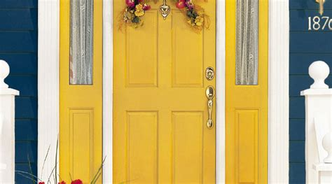 the 5 most welcoming front door paint colors sherwin williams
