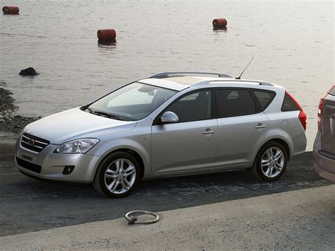 kia ceed station wagon pictures  wallpapers