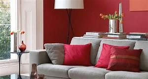 Couleur De Peinture Pour Salon : peinture salon 25 couleurs tendance pour repeindre le salon ~ Melissatoandfro.com Idées de Décoration