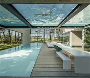 les plus belles maisons design avec piscine With awesome jardin et piscine design 10 maison moderne avec une magnifique piscine interieure