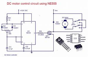 Electrical Engineering World  Dc Motor Controller Using