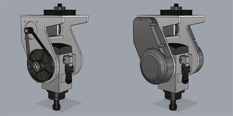 Five Axis Designs by 5 Axis Router B C Design Ethos Analog Driving