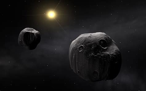 Space Asteroids Wallpaper - Pics about space