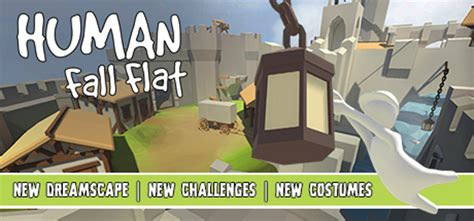 human fall flat steam key video game prepaid
