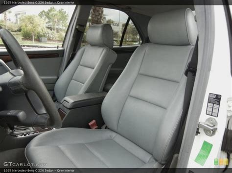 Finding mercedes auto parts on mbiparts.com has never been easier! Grey Interior Photo for the 1995 Mercedes-Benz C 220 Sedan ...