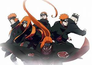 God of Shinobi in Six Paths