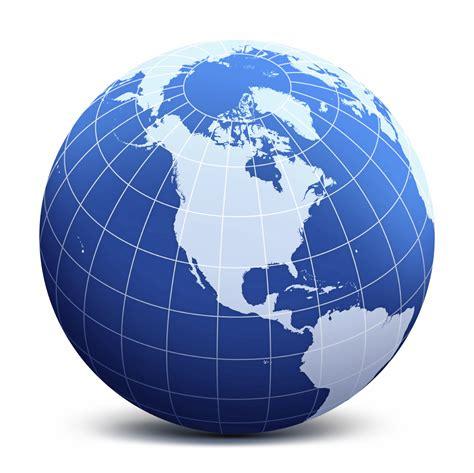 world globe l blank globes