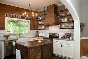 26 kitchen open shelves ideas decoholic With what kind of paint to use on kitchen cabinets for metal mountain wall art