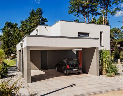 Garage Unter Dem Haus by Carport Oder Garage Das F 252 R Und Wider Zwei