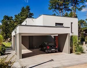 Garage Oder Carport : carport oder garage das f r und wider von zwei anbaukonzepten baumeister haus e v ~ Buech-reservation.com Haus und Dekorationen