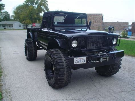 jeep honcho lifted m715 for sale craigslist the new project