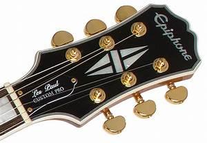 Ltd  Ed  Les Paul Custom Pro Koa    Epiphone Ltd  Ed
