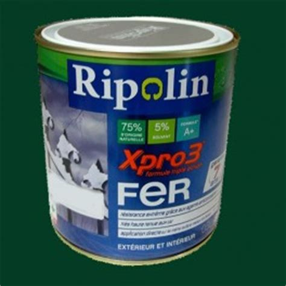 peinture fer pas cher ripolin xpro3 fer vert basque pas cher en ligne