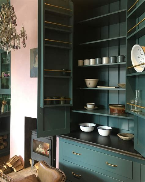 Home Bar Cupboard by A Beautiful Big Pantry Cupboard Stocked With Falcon