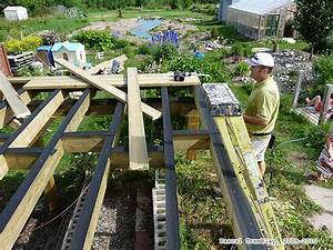 comment construire une terrasse couverte kirafes With comment construire une terrasse couverte